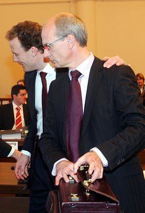 Auf Gedeih und Verderb: Alexander Falk und Rechtsanwalt Thomas Bliwier