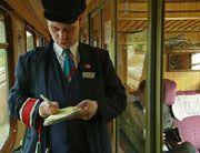 Schaffner bei der Bahn: Das Einkommen nicht antasten