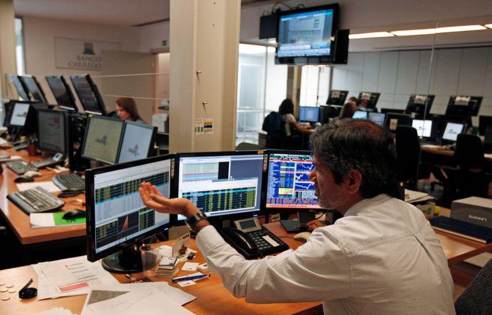 Börse: Hier werden die Worte des EZB-Chefs Mario Draghi gewogen
