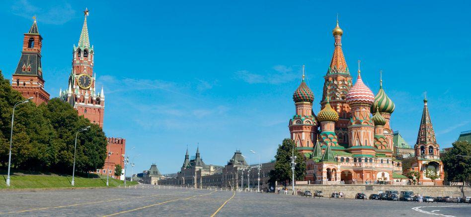 Moskau: Behörden durchsuchen Büros von Stiftungen von ausländischen Trägern
