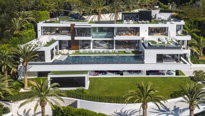 Ehemals teuerste Villa der USA: Dieses Häuschen gibt es jetzt mit 100 Millionen Dollar Rabatt