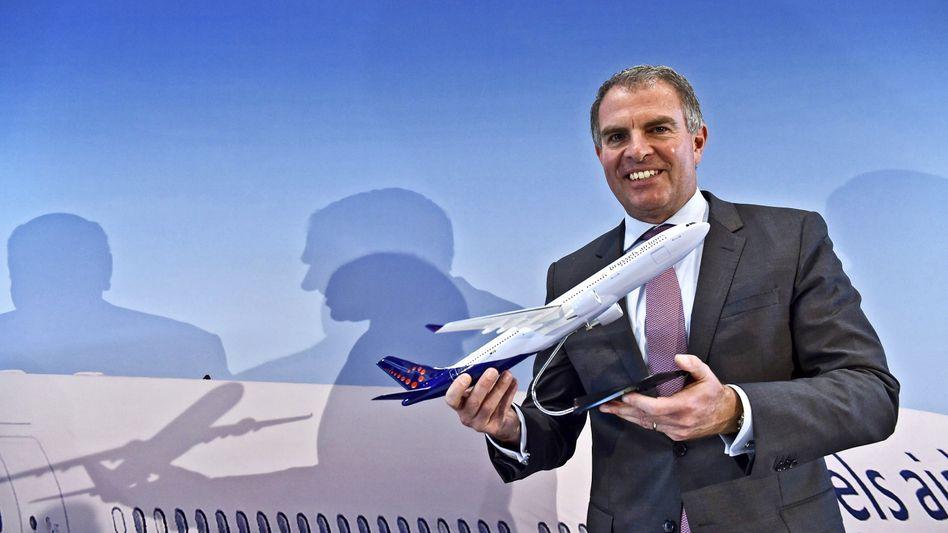 Aus der Tiefe: Carsten Spohr übernahm Lufthansa als Sorgenflieger - und will jetzt an Europas Spitze.