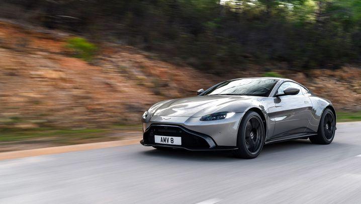 Aston Martin Vantage: Der Konkurrent