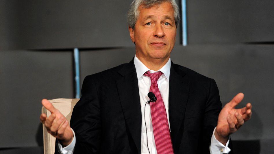 Bankchef Dimon: Milliardengewinn trotz Fehlspekulationen