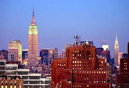 New York: Milliardärskapitale des Planeten