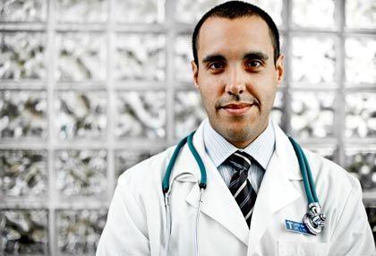 Hoher Aufwand, hoher Lohn, hohes Prestige: Ärzte werden gesucht