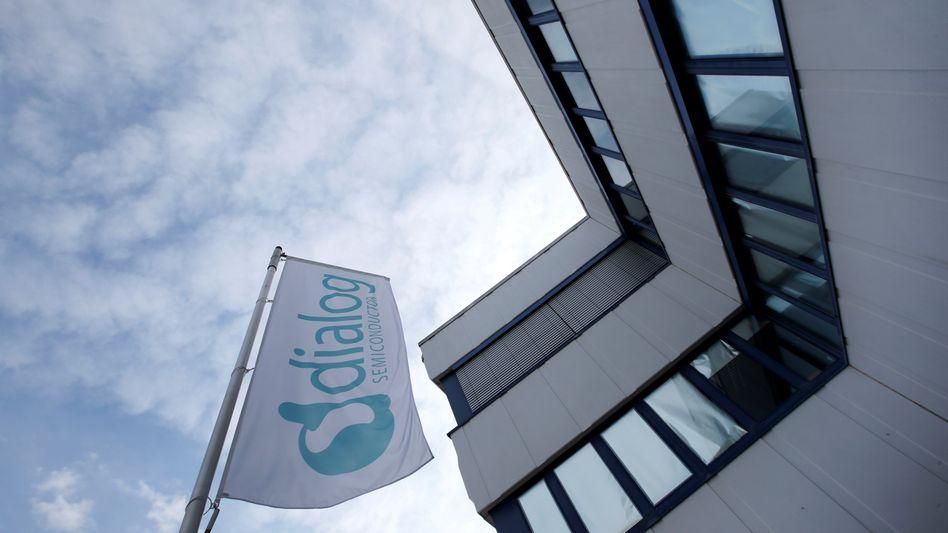 Raus aus MDax: Dialog Semiconductor fehlt der Hauptsitz in der EU