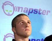 Shawn Fanning: Der Gründer der untergegangenen Musiktauschbörse Napster hat laut NYT frühzeitig das Potenzial der Google-Technologie erkannt und Geld in das junge Unternehmen investiert.