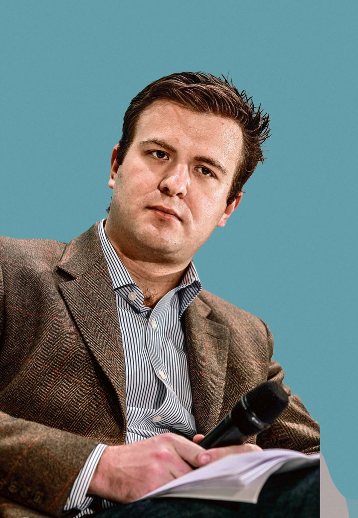 Gestatten, Phantom: Ian Osborne.