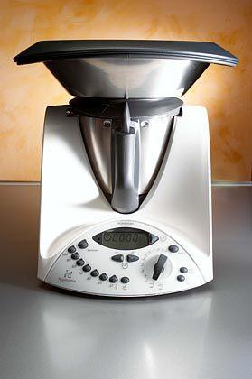 Vorwerk kann nicht nur Staubsauger: Vorwerk Küchenmixer Thermomix-TM-31