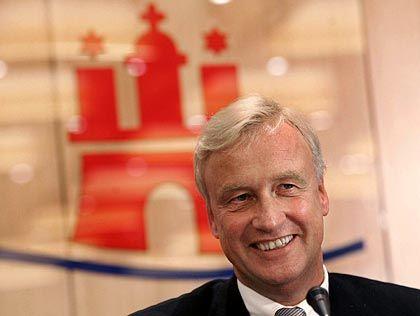Kein Zeitdruck bei der Auswahl neuer Partner: Hamburgs Bürgermeister Ole von Beust
