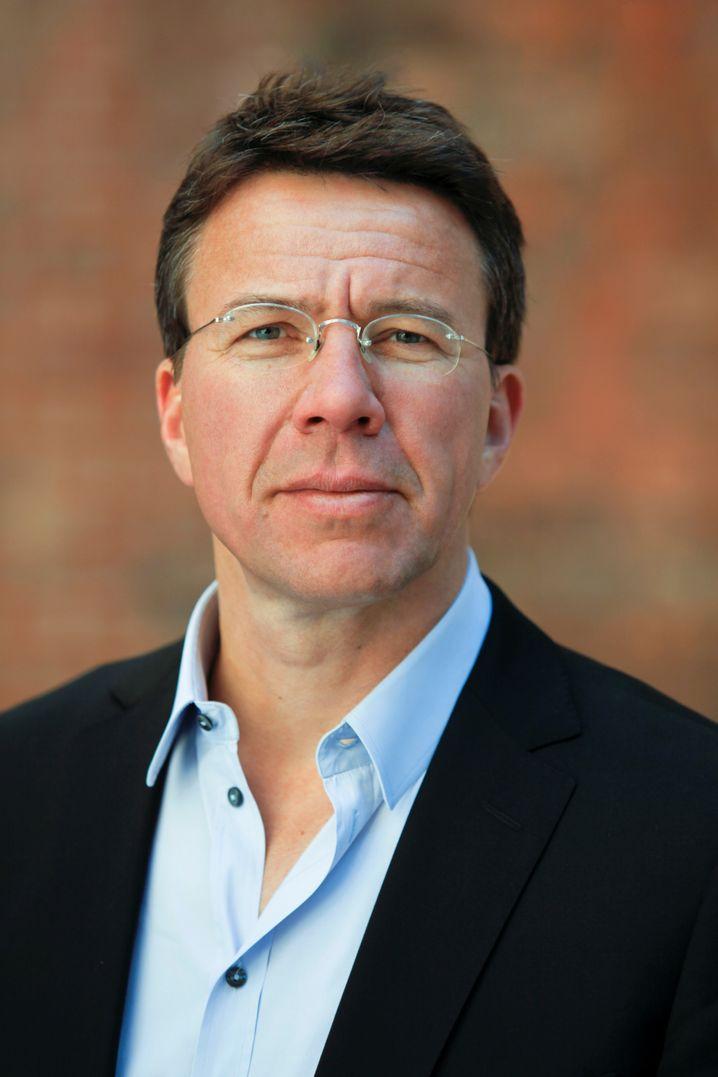 Dirk Große-Leege, Gründer und Chef Cardo Communications