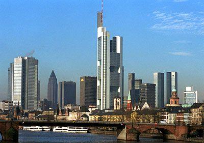 Frankfurter Skyline: Die Meinungen der Experten gehen auseinander