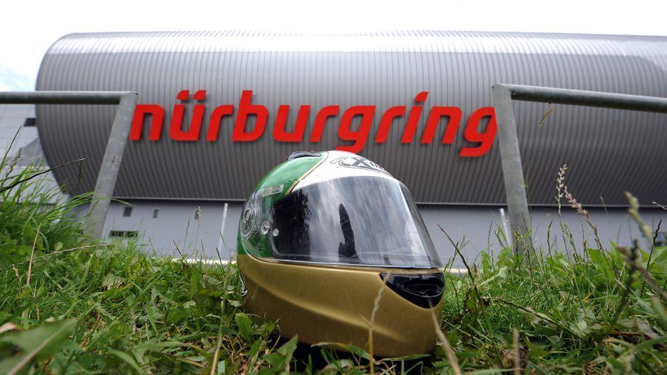 Nürburgring: Das Insolvenzverfahren läuft