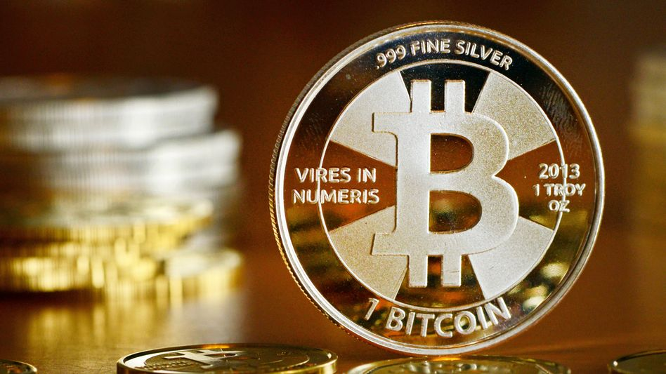 Zocker-Spielzeug: die Kryptowährung Bitcoin