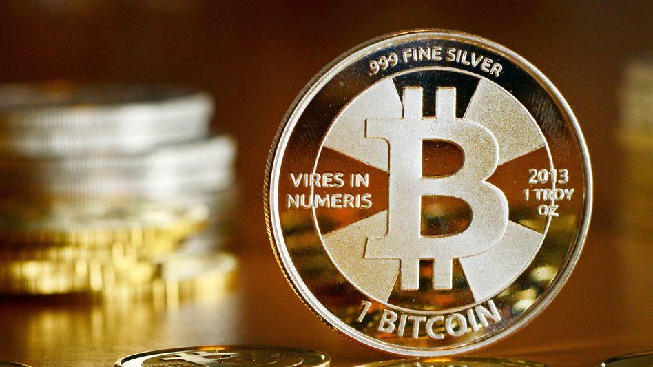 Zieht fortgesetzt Anleger an: Allein der Bitcoin bringt es derzeit auf rund eine Billion Dollar Marktkapitalisierung