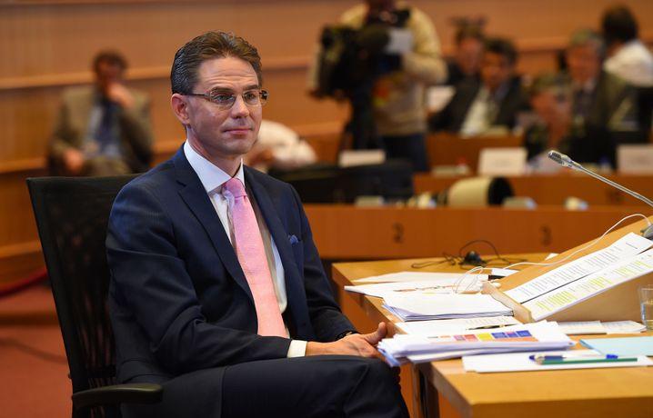China-Kritisch: EU-Kommissar Jyrki Katainen