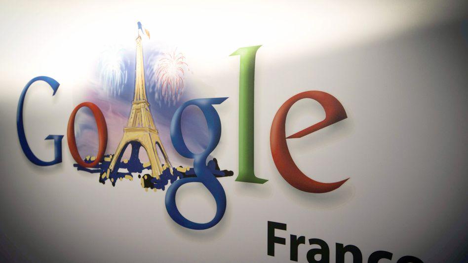 Google in Frankreich