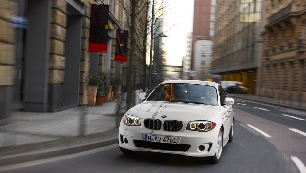 BMW 1er mit i3-Technik: Blick in die Zukunft