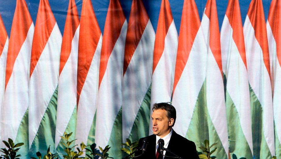 """""""Politisch motivierter Eingriff"""": Ungarns Premier Viktor Orban schert sich nicht um westliche Geldgeber"""
