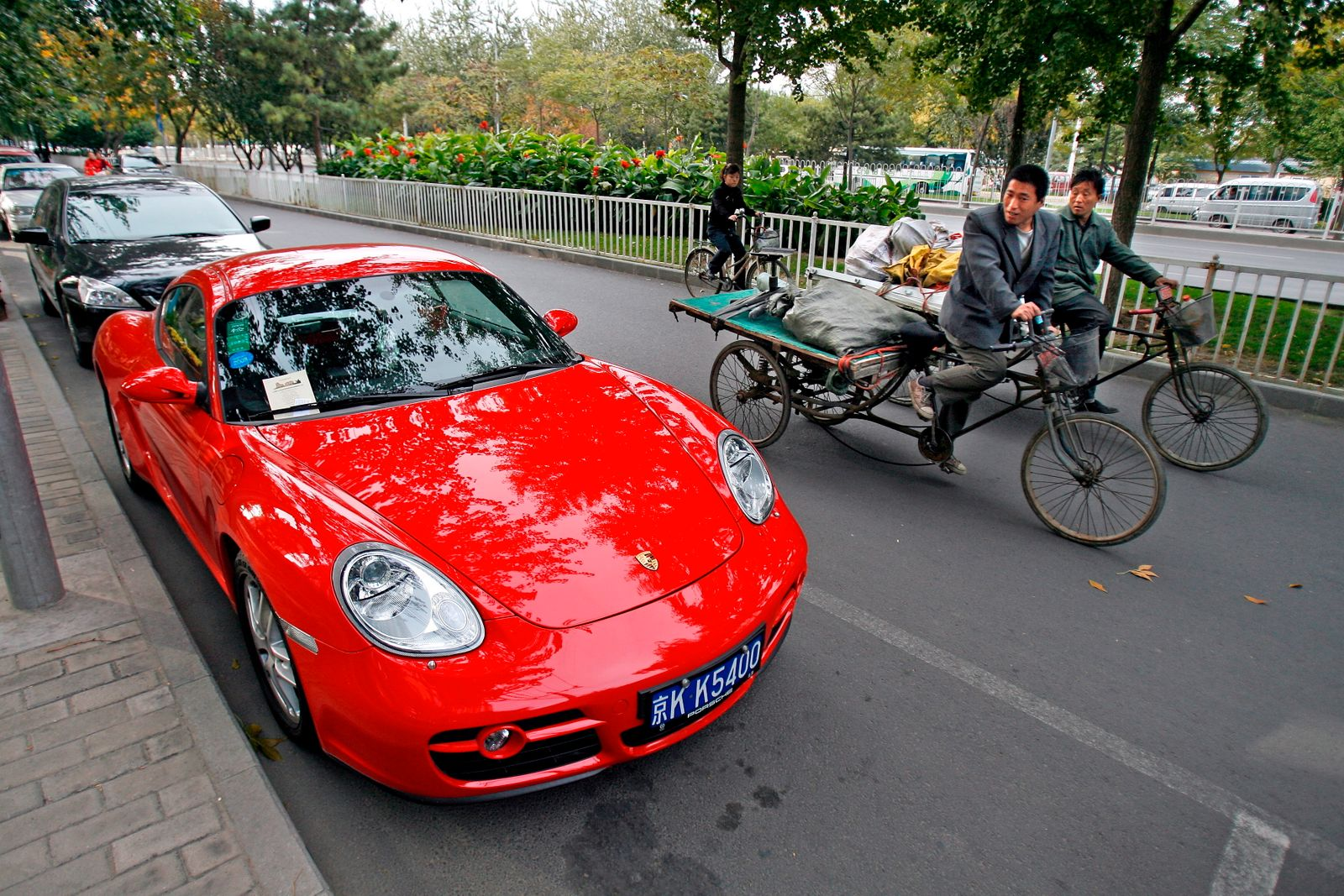 Porsche / China