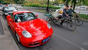 Porsche holt überall auf - nur in Deutschland nicht