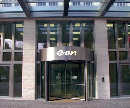 Bald allein in Krümmel und Brunsbüttel? Eon-Zentrale in Düsseldorf