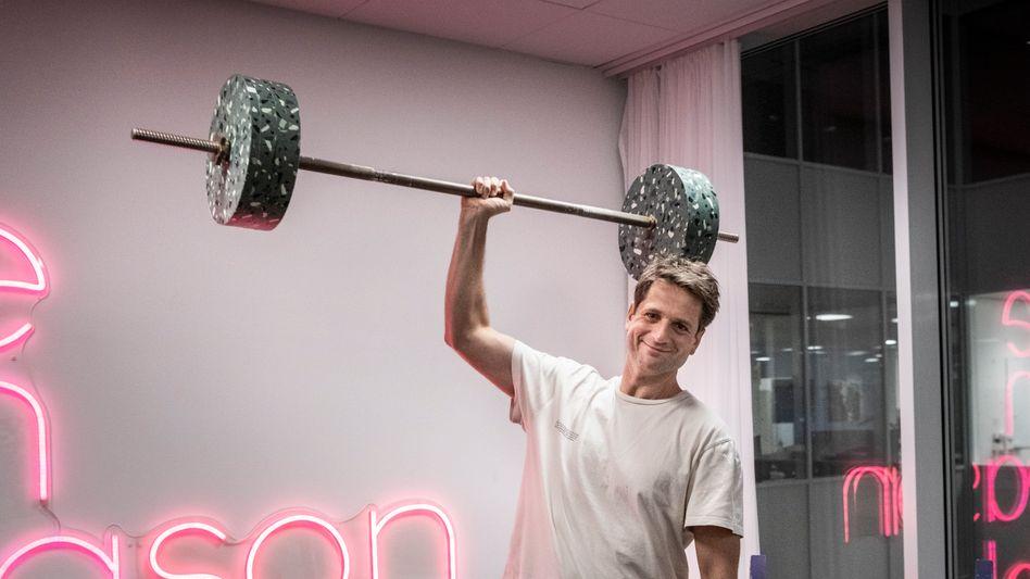Sebastian Siemiatkowski: Der Klarna-Gründer und CEO liebt nicht nur schwere Finanzierungsrunden