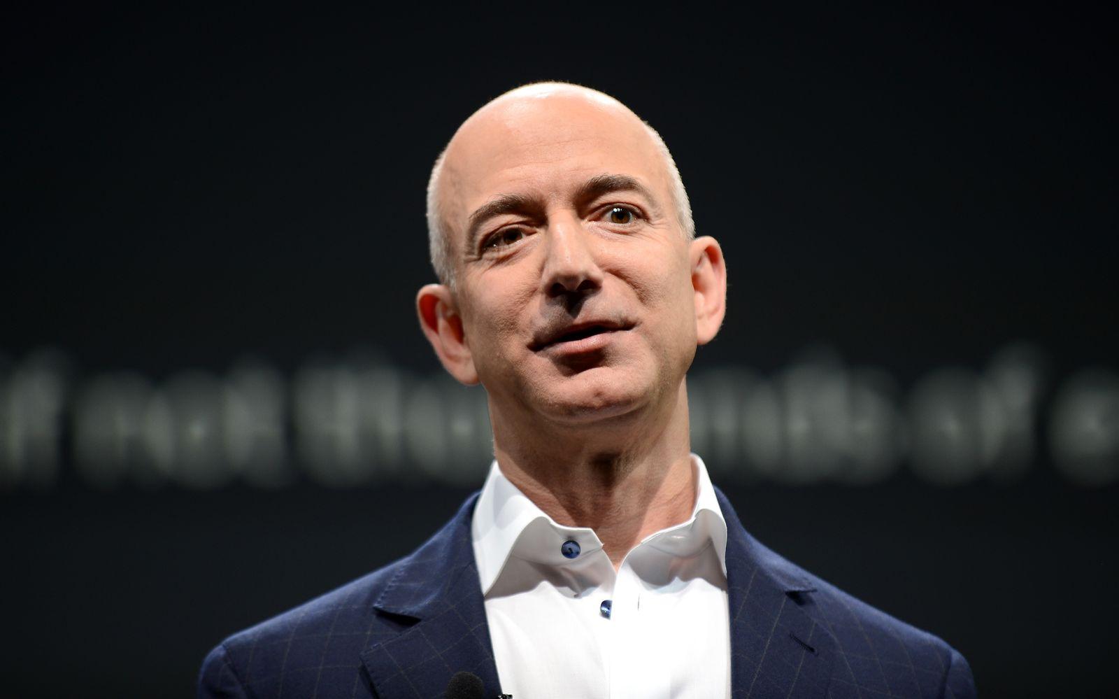 Die 100 einflussreichsten Menschen/ Jeff Bezos