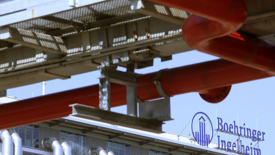 Pharmakonzern Boehringer Ingelheim: Investitionen haben Gewinn gedrückt
