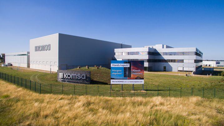 Komsa in Sachsen: Seltenes Beispiel eines Ost-Konzerns - aber kaum bekannt