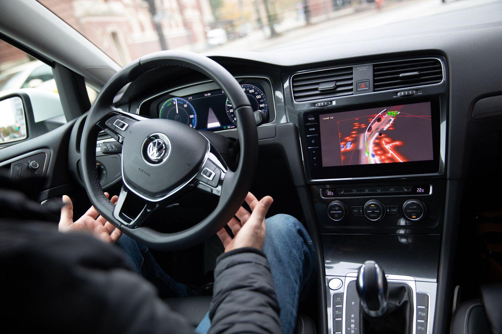 Volkswagen / autonomes Fahren