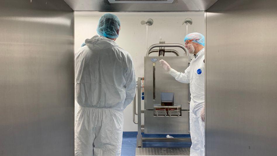 Forschen für den Impfstoff: Geberländer investieren Milliarden