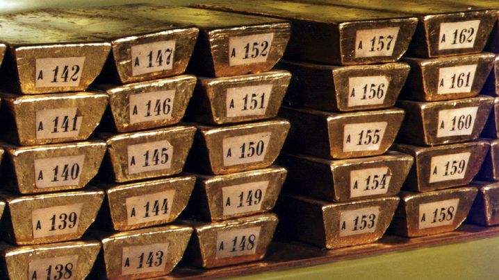 Bundesbank: Der große Goldtransport