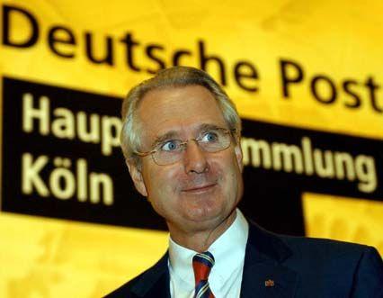 Einmal McKinsey, immer McKinsey: Klaus Zumwinkel pflegt die Kontakte zu seinen ehemaligen Kollegen