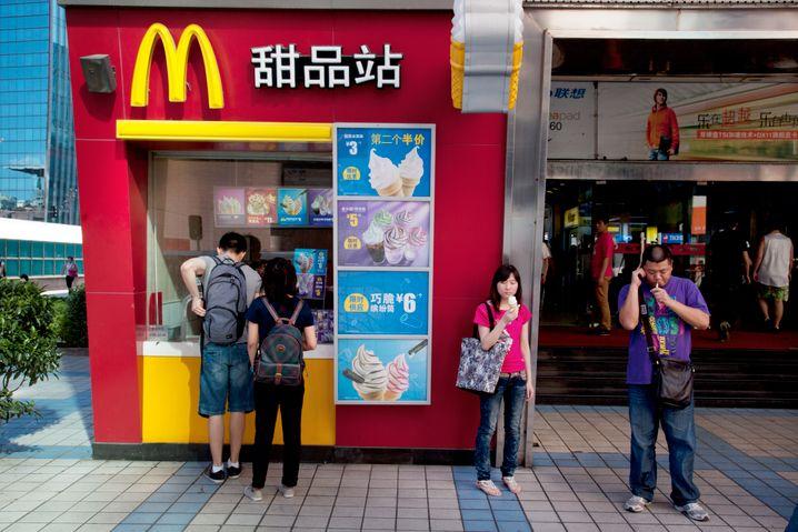 McDonald's global: Für den Erfolg muss die Werbetrommel gerührt werden