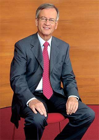 Unterlagen aus dem Jahr 2004 belasten:Ex-Siemens-Chef Pierer