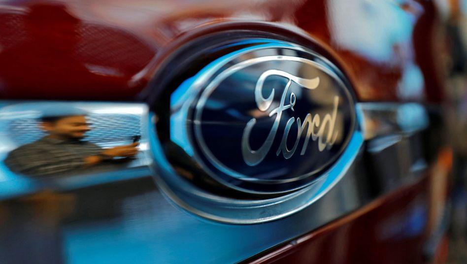 Ford-Logo: Den höchsten Verlust fuhr Ford in Asien ein