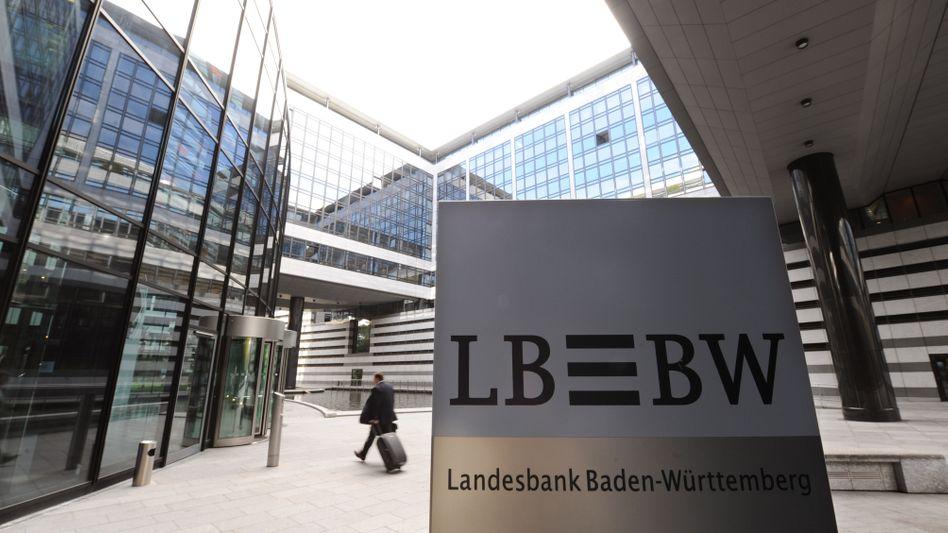 """LBBW-Zentrale: """"Die Zukunft liegt ausschließlich im Kundengeschäft"""""""