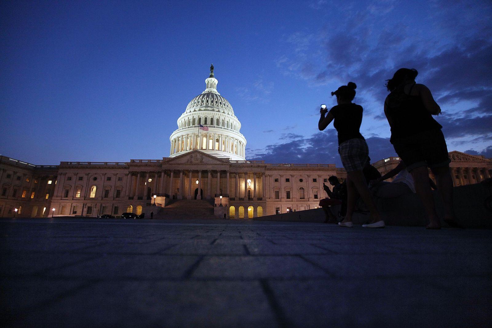 USA Kapitol Washington