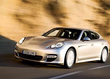 Porsche Panamera: Die Zuffenhausener sind für viele Young Professionals der Traumarbeitgeber