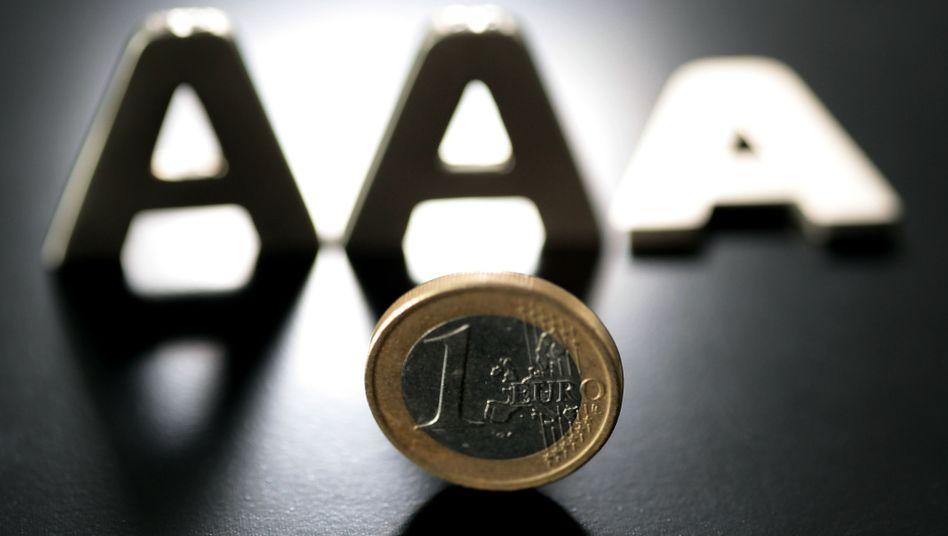 Triple A: Von diesen drei Buchstaben hängt ab, wie sich Länder oder Firmen am Kapitalmarkt refinanzieren können