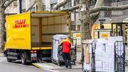 Deutsche Post transportiert 1,8 Milliarden Pakete