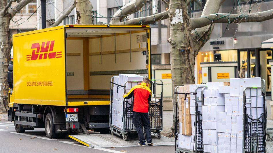 Rekordgeschäft: Die Post steuert auf einen Rekordgewinn 2020 zu