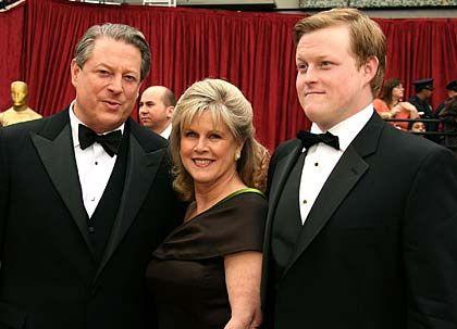 Al Gore: Er brachte alle vier Kinder in Harvard unter