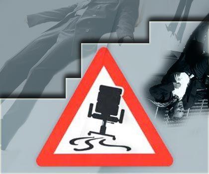 Geringe Verweildauer: Vorstände auf dem Schleudersitz