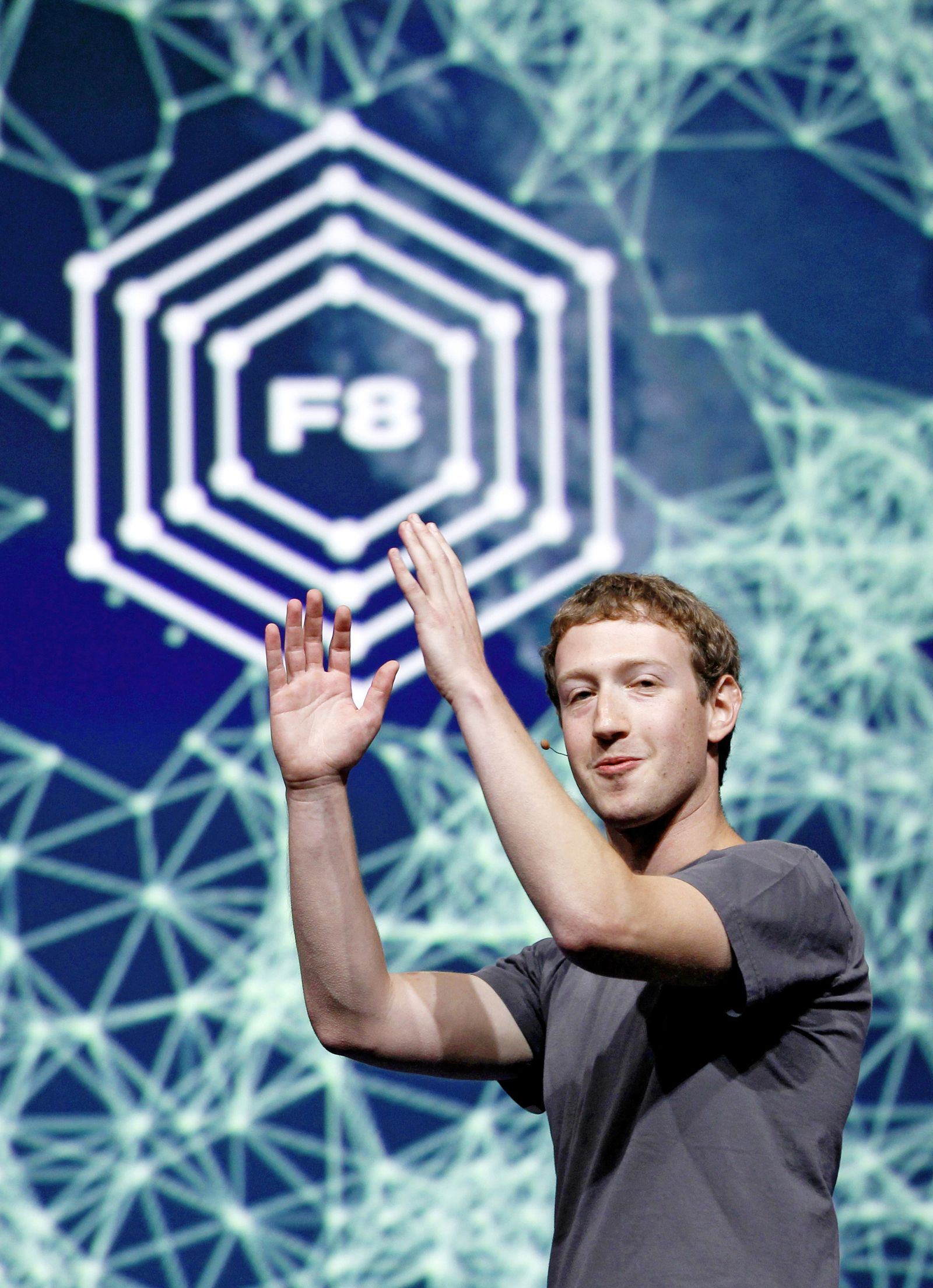 NICHT VERWENDEN Zuckerberg