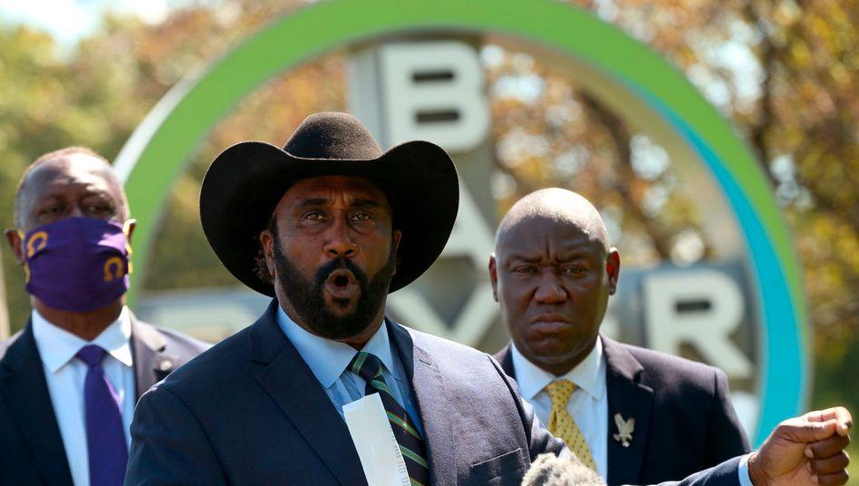 Die Organisation National Black Farmers Association reicht Klage gegen Bayer ein