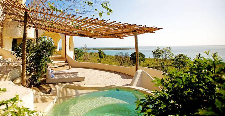 Abba-Sänger Benny Anderson ließ das Anwesen ursprünglich bauen: Kilindi Zanzibar Resort