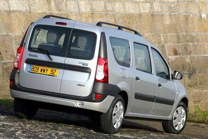 Bald nicht mehr billig? Die Kombi-Version des Dacia Logan bietet ein glänzendes Verhältnis von Raum und Preis